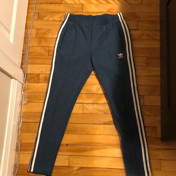 Adidas Teal Track Pants
